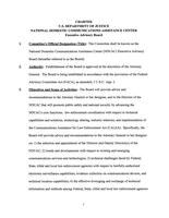 NDCAC Charter